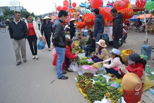 Độc đáo phiên chợ Gò đầu năm - Ảnh 2.