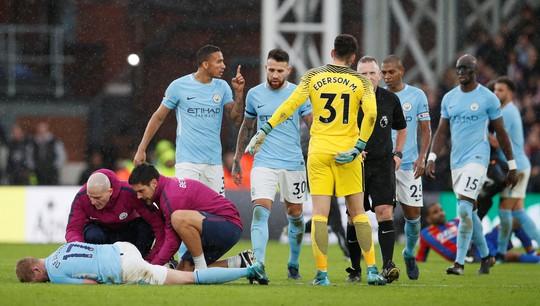 Sanchez – mảnh ghép còn thiếu của Man City - Ảnh 1.