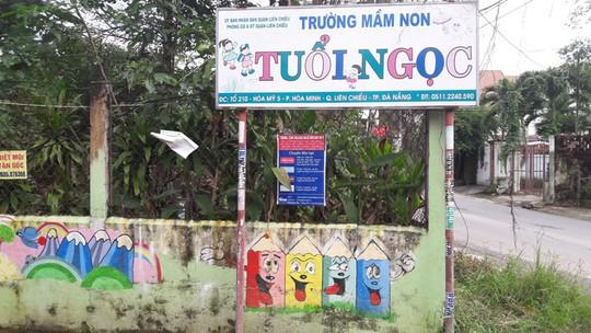 Đà Nẵng: Bắt giam một hiệu trưởng trường mầm non - Ảnh 1.