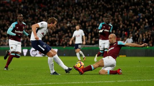 Hai siêu phẩm cuối trận Tottenham - West Ham - Ảnh 4.