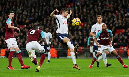 Hai siêu phẩm cuối trận Tottenham - West Ham - Ảnh 1.