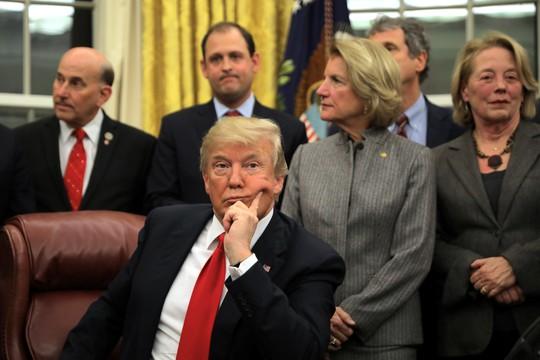 Tổng thống Trump đã nói chuyện với ông Kim Jong-un chưa? - Ảnh 1.