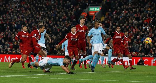 Klopp phấn khích văng tục khi Liverpool hạ đẹp Man City - Ảnh 2.