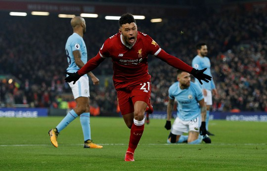 Klopp phấn khích văng tục khi Liverpool hạ đẹp Man City - Ảnh 4.
