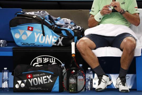Federer dễ dàng vào vòng 3, Wawrinka dễ dàng… bị loại - Ảnh 5.