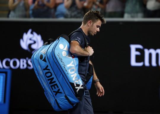 Federer dễ dàng vào vòng 3, Wawrinka dễ dàng… bị loại - Ảnh 6.