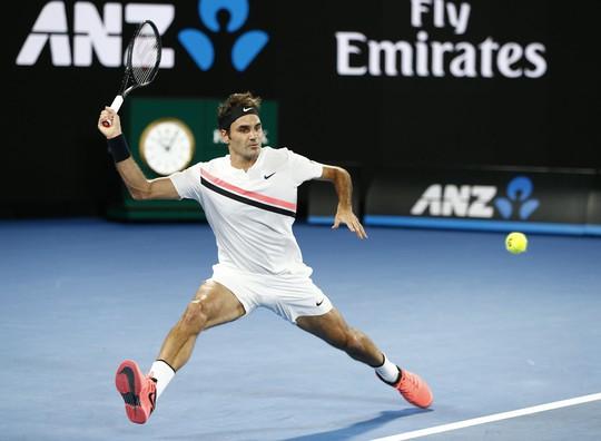 Federer dễ dàng vào vòng 3, Wawrinka dễ dàng… bị loại - Ảnh 3.