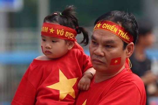 U23 Việt Nam - Qatar 2-2 (penalty 4-3): Viết tiếp chuyện thần kỳ! - Ảnh 14.