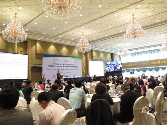 Quan hệ Việt Nam - Hoa Kỳ và 3 yếu tố ảnh hưởng - Ảnh 2.