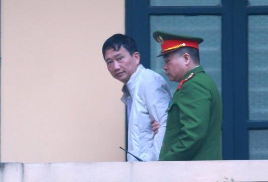 Tòa xử ông Đinh La Thăng: Trịnh Xuân Thanh sốc với bản án - Ảnh 2.