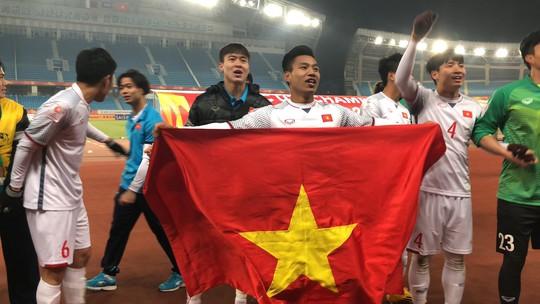U23 Việt Nam - Qatar 2-2 (penalty 4-3): Viết tiếp chuyện thần kỳ! - Ảnh 28.
