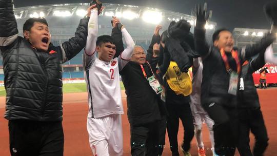 U23 Việt Nam - Qatar 2-2 (penalty 4-3): Viết tiếp chuyện thần kỳ! - Ảnh 29.