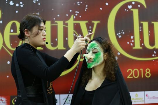 Ra mắt câu lạc bộ làm đẹp Việt Nam - Ảnh 2.
