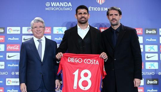 Từ Diego Costa ngẫm về Griezmann - Ảnh 2.
