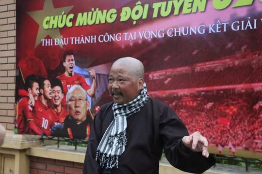 Cựu còi vàng Dương Mạnh Hùng yêu cầu đối chất với phó chủ tịch VFF - Ảnh 1.