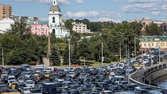 Những thành phố tắc nghẽn giao thông kinh hoàng nhất thế giới - Ảnh 2.