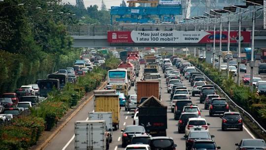 Những thành phố tắc nghẽn giao thông kinh hoàng nhất thế giới - Ảnh 4.