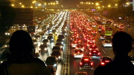 Những thành phố tắc nghẽn giao thông kinh hoàng nhất thế giới - Ảnh 8.