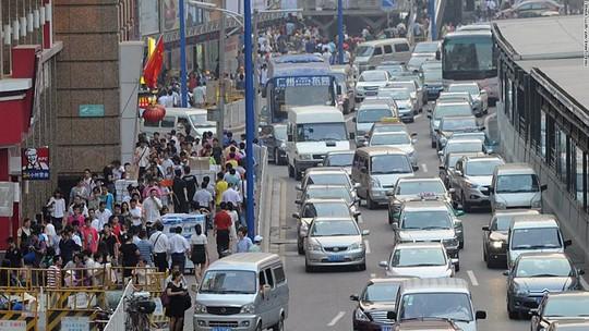 Những thành phố tắc nghẽn giao thông kinh hoàng nhất thế giới - Ảnh 9.
