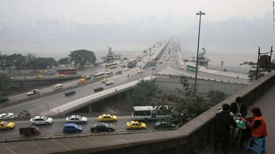 Những thành phố tắc nghẽn giao thông kinh hoàng nhất thế giới - Ảnh 10.