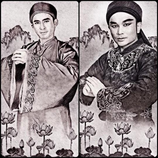 Tái diễn Tiên Nga, Hữu Quốc, Trinh Trinh thế hai vai khó - Ảnh 4.