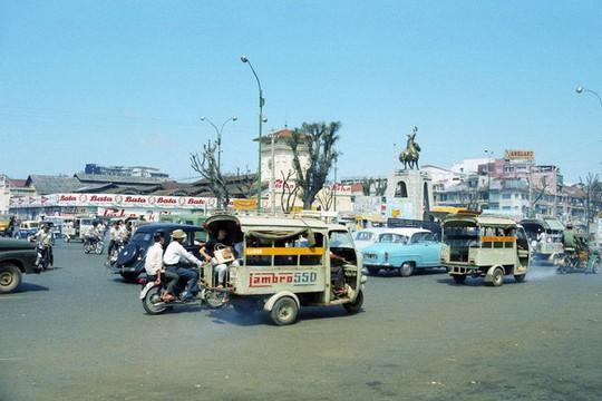 Ảnh hiếm về trung tâm Sài Gòn năm 1967 - Ảnh 1.