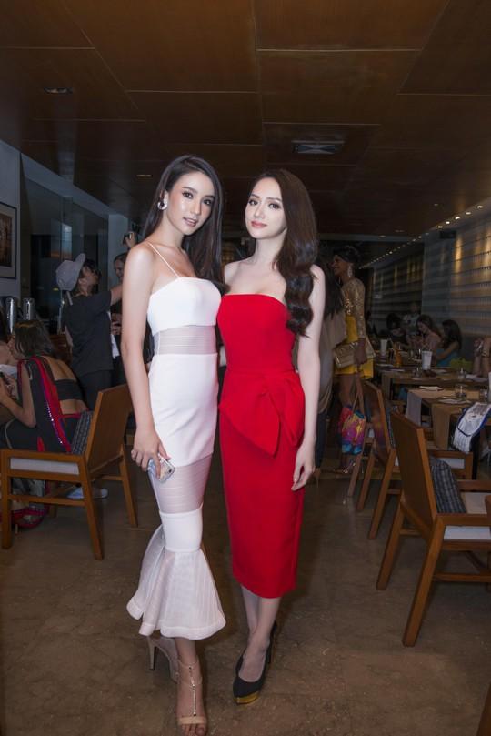 Hương Giang Idol đoạt vương miện Hoa hậu chuyển giới - Ảnh 6.