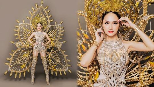 Hương Giang Idol đoạt vương miện Hoa hậu chuyển giới - Ảnh 3.