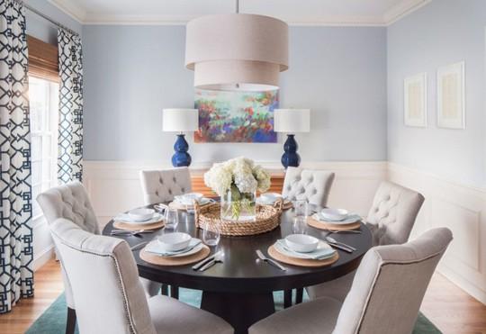 10 mẹo nhỏ giúp lựa chọn đèn trang trí bàn ăn hoàn hảo - Ảnh 4.