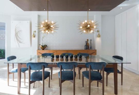 10 mẹo nhỏ giúp lựa chọn đèn trang trí bàn ăn hoàn hảo - Ảnh 5.