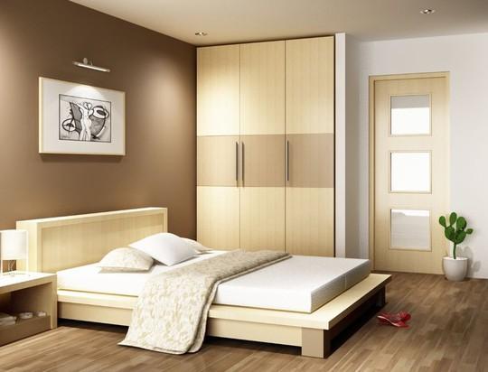Cách trang trí nội thất phòng ngủ hiện đại, đơn giản - Ảnh 1.