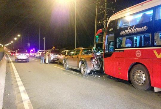 Những lỗi nào lái xe hay mắc phải trên đường cao tốc? - Ảnh 4.