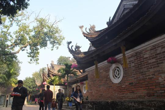 Chùa Tây Phương với 18 pho tượng La Hán - Ảnh 6.