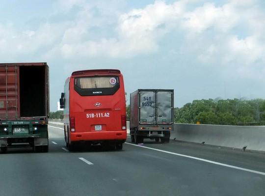 Những lỗi nào lái xe hay mắc phải trên đường cao tốc? - Ảnh 8.