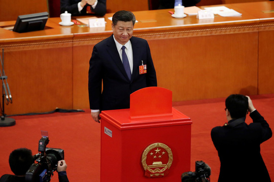 Trung Quốc chính thức xóa giới hạn nhiệm kỳ chủ tịch nước - Ảnh 1.