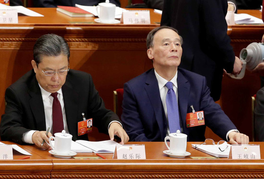 Trung Quốc đại tu hạ tầng chống tham nhũng - Ảnh 1.