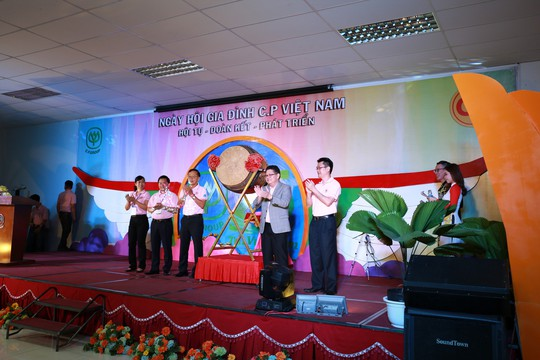 Ngày hội gia đình C.P. Việt Nam năm 2018 - Ảnh 1.