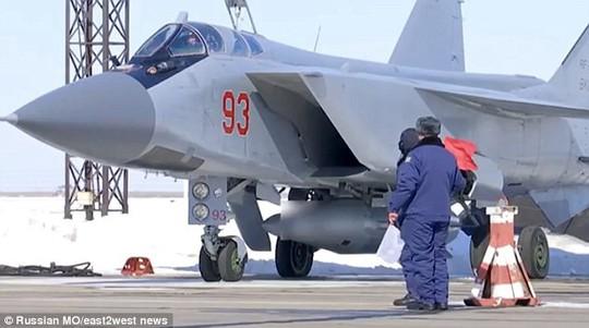 Nga thử thành công tên lửa không thể bị đánh chặn - Ảnh 1.