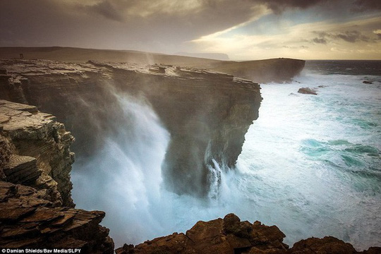 Khám phá Scotland qua những bức ảnh tuyệt đẹp - Ảnh 2.