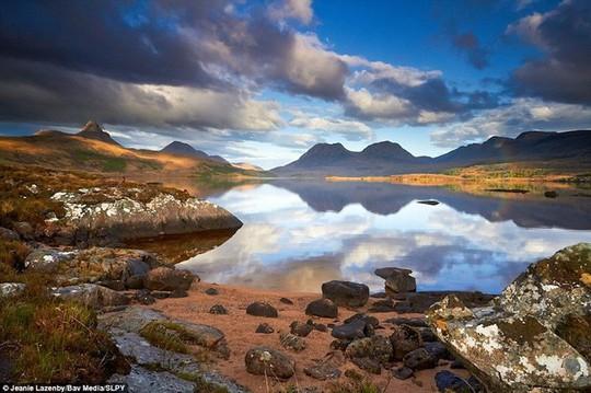 Khám phá Scotland qua những bức ảnh tuyệt đẹp - Ảnh 13.