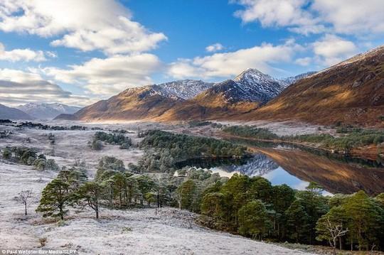 Khám phá Scotland qua những bức ảnh tuyệt đẹp - Ảnh 15.