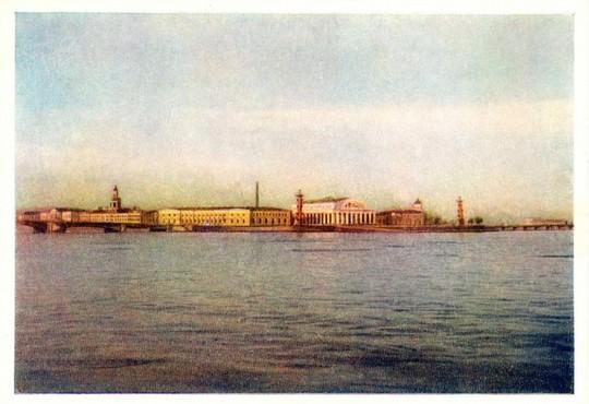 Ảnh đẹp thành phố Leningrad của Liên Xô năm 1952 - Ảnh 3.