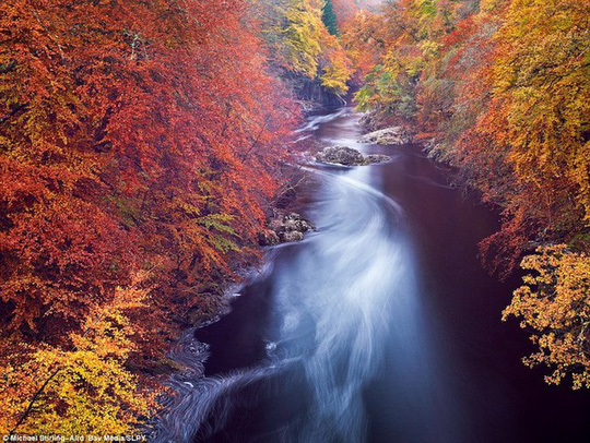 Khám phá Scotland qua những bức ảnh tuyệt đẹp - Ảnh 5.