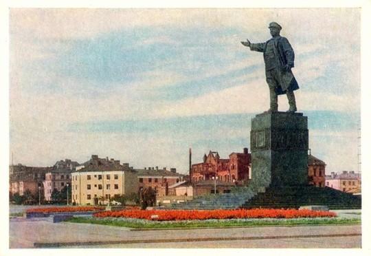 Ảnh đẹp thành phố Leningrad của Liên Xô năm 1952 - Ảnh 5.