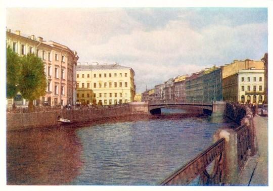 Ảnh đẹp thành phố Leningrad của Liên Xô năm 1952 - Ảnh 6.