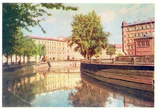 Ảnh đẹp thành phố Leningrad của Liên Xô năm 1952 - Ảnh 7.