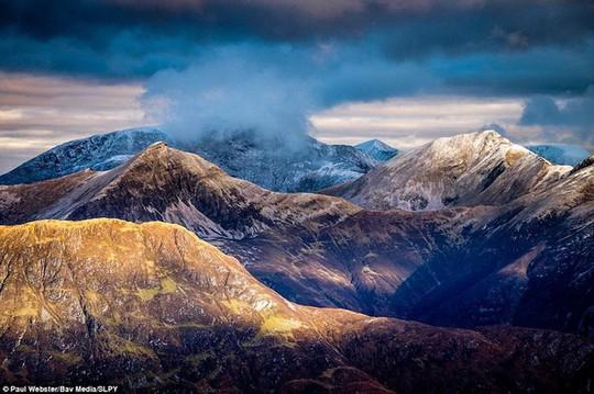 Khám phá Scotland qua những bức ảnh tuyệt đẹp - Ảnh 9.