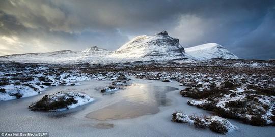 Khám phá Scotland qua những bức ảnh tuyệt đẹp - Ảnh 10.