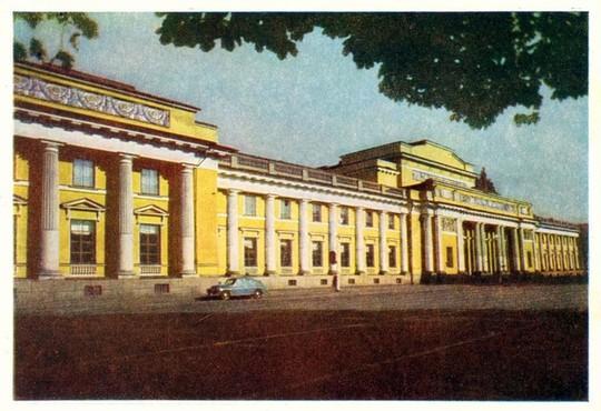 Ảnh đẹp thành phố Leningrad của Liên Xô năm 1952 - Ảnh 10.
