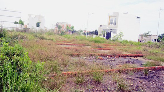 TP HCM tiếp tục siết chặt nguồn cung đất nền - Ảnh 1.